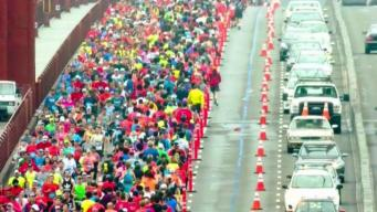Safety, Terror Concerns May Close Golden Gate Bridge During San Francisco Marathon