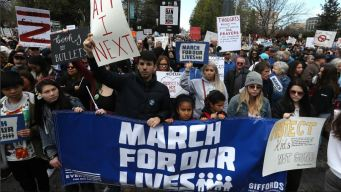 Bay Area Students Press for Tighter Gun Control Laws
