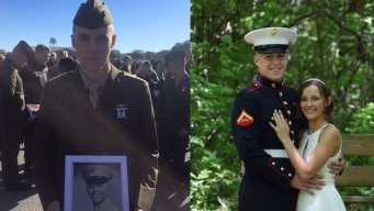 US Marine Wed 10 Days Before Deadly Crash: Family