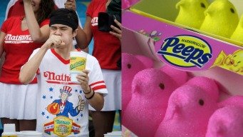 SJ's Matt Stonie Devours 255 Peeps in Five Minutes