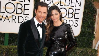 2016 Golden Globes: Famous Parents on the Red Carpet
