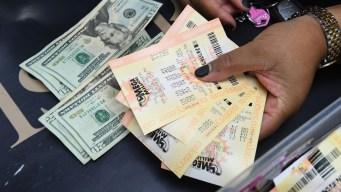 Lucky Lottery Ticket Worth $1.4 Million Sold in San Jose