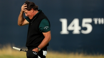 Mickelson Heartbroken After One of Golf's Greatest Rounds