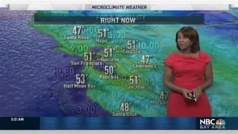 Kari Hall's Monday Forecast