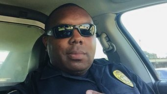 South SF Police Paying Respects to Baton Rouge Officers