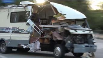Motorhome in Pursuit Rampage Was Bought With Identity Theft Victim's Stolen Driver's License