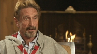 The Interview: One on One With John McAfee
