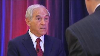 Ron Paul Visits The Bay Area
