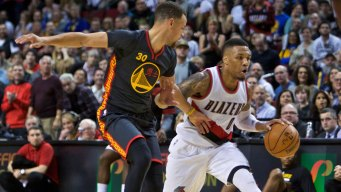Warriors Draw Trail Blazers in Semifinals