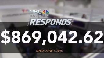 NBC Bay Area Responds Celebrates First Anniversary