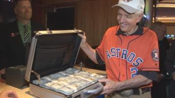Man Bets $3.5 Million on Astros to Win World Series
