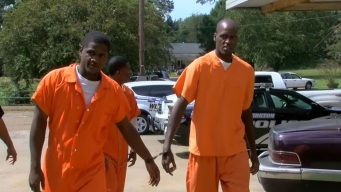 Inmates Break Out of Jail, Then Break Back in