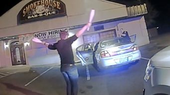 Juggler Shows Off His Skills for Cop After Traffic Stop