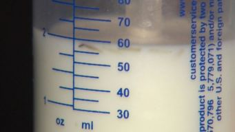 Moms Find Worms in Baby Formula