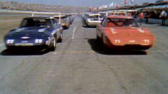 NASCAR Goes Retro on NBC