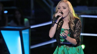 """The Voice"": Blake Grabs Madilyn With Last Steal"