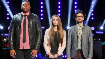 """""""The Voice"""" Gets Its Top 12 Contestants"""