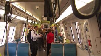 New BART Cars Expected in Service By September