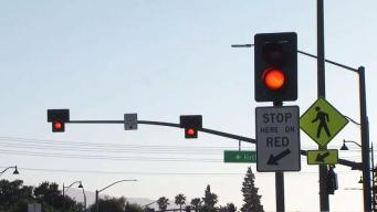 New Traffic Lights in Santa Clara Leave Drivers Baffled