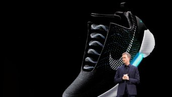 Nike's Power-Lacing Sneakers Hit Stores in NYC