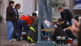 One Man Is Shot  And Killed at Occupy Oakland