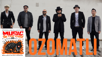 Ozomatli Rocks San Jose Music in the Park