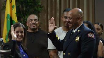 Oakland Gets New Fire Chief in Wake of Lengthy Search
