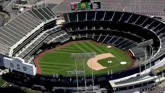 Oakland Moves Closer in Attempt to Get Land for A's Ballpark