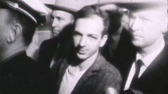 Lee Harvey Oswald Arrested