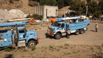 PG&E Warns of More Possible Outages This Weekend in Bay Area