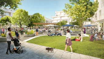 Facebook Expands Campus with Housing, Offices and Stores