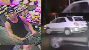 Police Searches for Palo Alto Shooting Suspect, Victim
