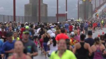 Part of Golden Gate Bridge May Be Shut Down for SF Marathon