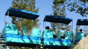 Passengers Rescued From Gilroy Gardens Monorail