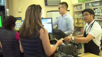 People Buy Tickets at SF Safeway Where Employee Won Lotto