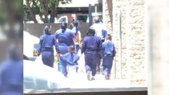 Migrant Children Were Being Held in Phoenix Office Building
