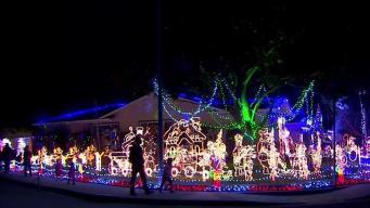 Pleasanton's Santa Bob to Retire His Beloved Holiday Display