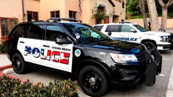 American Flag Graphic on Police Cars Divides California Town
