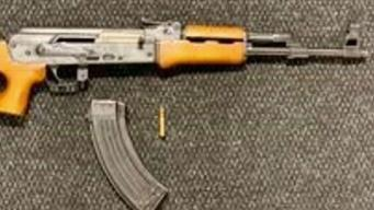 Police Seize AK-47 in Fairfield