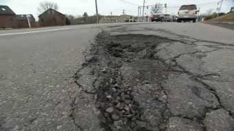 Pothole Problems Plaguing City Streets