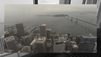 The View From the Top of Salesforce Tower