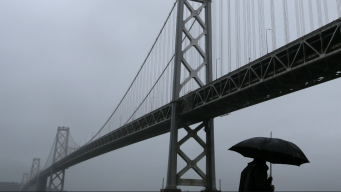 Bay Area Storm: Rain and Gusty Winds Return
