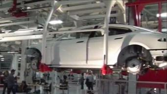 Report Reveals High Injury Rate at Tesla Factory