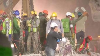 Non-Stop Rescue Work Continues Amid Heart-Wrenching Conditions in Mexico