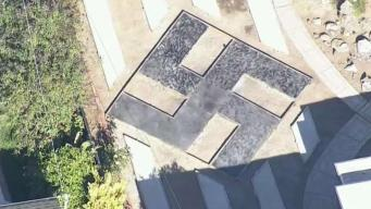 Residents Petition to Remove Swastika From East Bay Home
