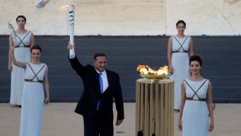 Olympic Flame Set to Arrive in Brazil