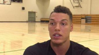 Rising NBA Star Aaron Gordon Uses Mental Training App to Grow His Game