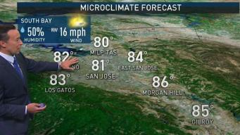 Rob Mayeda's Forecast: Rain Returns to the Bay