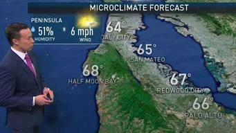 Rob's Forecast: Mild Temps Continue
