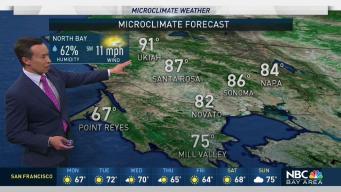 Rob's Forecast: Warming Ahead
